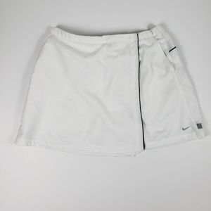 Nike Women Shorts with Front Skirt Flap. SZ L